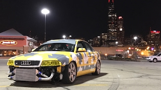 Download Avoiding Cops in Chicago! Street Drifting! Video