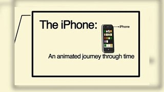 Download An animated history of the iPhone from the CNET vault Video