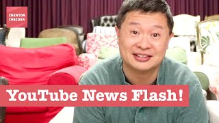 Download Subs De-spam, YT's Transparency Report, Better funnel metrics in Studio & MORE | YouTube Newsflash Video