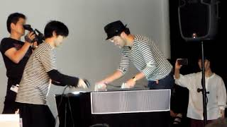 Download Ei Wada & Electronicos Fantasticos @ Ars Electronica 2018 Video