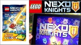 Download Лего Нексо Найтс 70372 Комбо NEXO Силы. Игра LEGO Nexo Knights Merlok Video