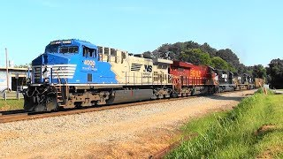 Download NS 118 with the DC to AC 4000 on the point in Stockbridge, Ga. Video