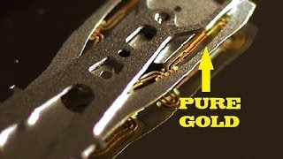 Download Hard Drive Tear Down For Precious Metals! In Detail HD Video