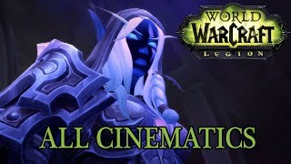 Download World of Warcraft: Legion All Cinematics in Chronological Order (Up to Patch 7.3) Video