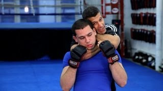 Download Rear Naked Choke (RNC) Back Submission | MMA Fighting Video