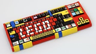 Download Mechanical LEGO Keyboard Video