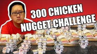 Download 300 Chicken Nugget Challenge Video