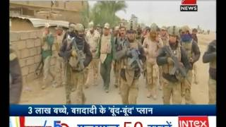 Download Iraqi army inches close to Baghdadi in Mosul- Report Video