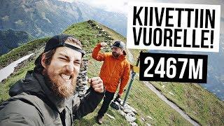 Download Kiipesin vuorelle ensimmäistä kertaa! - Itävalta Video