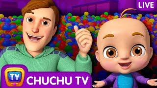 Download Johny Johny Yes Papa 3D Nursery Rhymes & Songs For Babies - Live Stream Video
