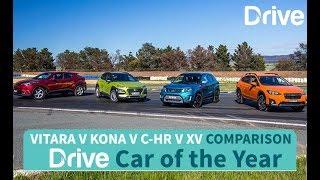 Download 2017 Vitara, Kona, C-HR, XV   Best City SUV Video
