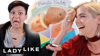 Download We Tried The ″Beauty Blender″ Challenge • Beauty Roulette Video
