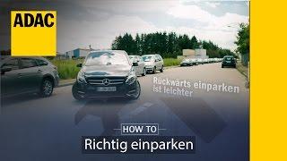 Download ADAC How To: Auto richtig einparken | Folge 3 Video