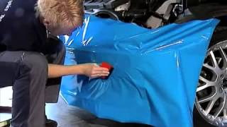 Download How to Wrap a Car installation help Guide Video vinyl by Avery Video