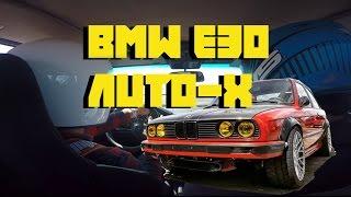 Download BMW E30 auto-x KAMOTORS Reno stead Auto X round 3 Video