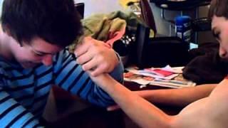 Download teen arm wrestle Video