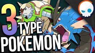 Download What if Pokemon had THREE TYPES!? | Gnoggin Video