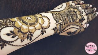 Gulf Henna Design 21 Heena Vahid Free Download Video Mp4 3gp M4a