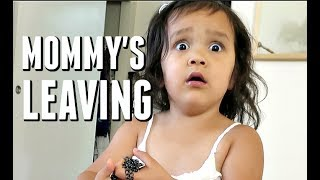 Download MOMMY'S LEAVING! - June 29, 2017 - ItsJudysLife Vlogs Video