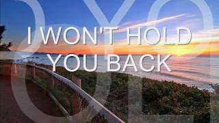 Download i wont hold you back by Toto with lyrics Video