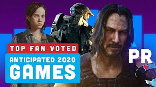 Download Your Most Anticipated 2020 Video Games - Power Ranking Video