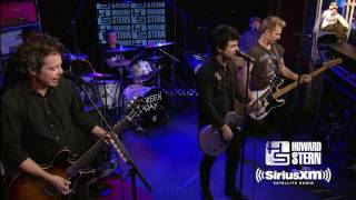 Download Green Day ″Bang Bang″ Live on the Howard Stern Show Video