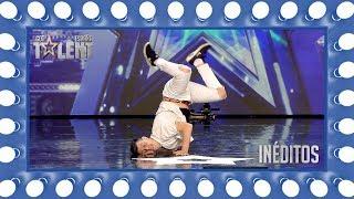 Download Tiene Síndrome de Down y un talento innato para el baile | Inéditos | Got Talent España 2018 Video