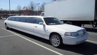 Download 2003 Lincoln Town Car Cartier Limousine Start Up, Engine, and In Depth Tour Video