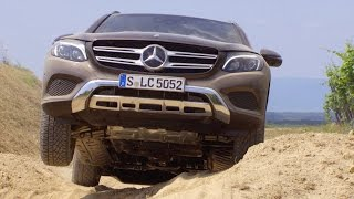 Download Mercedes GLC (2016) Off-Road Testing Video