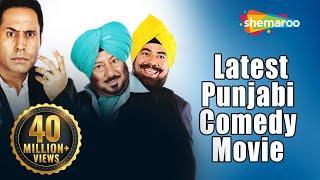 Download New Punjabi Movies   Jaswinder Bhalla, Binnu Dhillon, B N Sharma   Latest Punjabi Comedy Movie Video