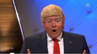 Download Sensation! Donald Trump im Interview mit Christian Ehring Video