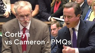 Download Jeremy Corbyn vs David Cameron - PMQs - 14 Oct 2015 Video