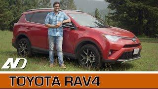 Download Toyota Rav4 - Dos décadas de ser una consentida Video