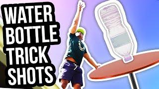Download WATER BOTTLE FLIP TRICK SHOTS! Video