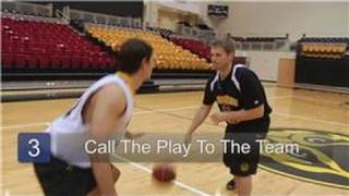 Download Basketball Drills & Tips : How to Be a Point Guard Video