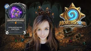 Download [Hearthstone] Undefeated with Aluneth! Video