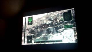 Download Bedroom Xbox 360 Projector Gaming Setup -Update- 9/22/12 Video