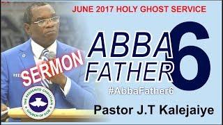 Download Pastor J.T Kalejaiye Sermon @ RCCG July 2017 HOLY GHOST SERVICE Abba Father 6 Video