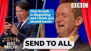 Download Send To All with Alexander Armstrong - Michael McIntyre's Big Show: Series 2 Episode 2 - BBC One Video