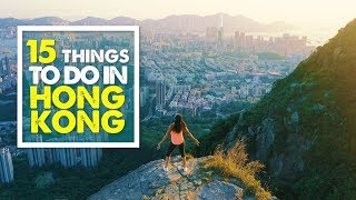 Download TOP 15 THINGS TO DO IN HONG KONG - Travel Guide | 4K Video
