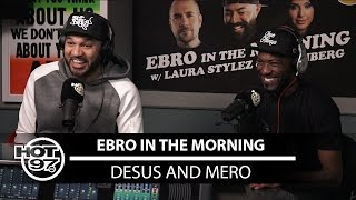 Download Desus & Mero Speak On Trolling Ebro, Working For Porn & Their Come Up! Video