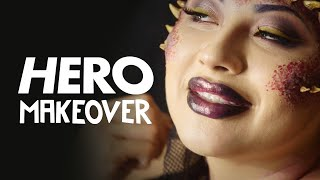 Download Encouraging Positive Body Image Through Cosplay - Hero Makeover Ep. 2 Video