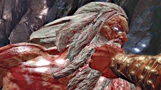Download God of War 3 - Kratos Defeats Zeus & Gaia (Zeus Final Boss) Video