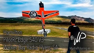Download AIRSHOW: SOUTH AFRICA - Edge 540 V3 107″ PilotRc Hamilton Video
