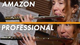 Download Flute Expert tries $70 AMAZON Flute VS Her Flute Video