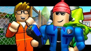 Download I BECOME A COP?! (A Roblox Jailbreak Roleplay Story) Video