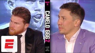 Download [FULL] Canelo Alvarez vs. Gennady Golovkin II Press Conference | ESPN Video