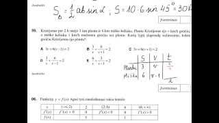 Download Bandomasis matematikos egzaminas (2014) Video