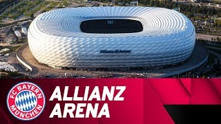 Download FC Bayern's Allianz Arena | More than a stadium! 🔴⚪ Video
