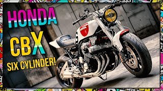 Download Honda CBX 1000 - My Favorite Bike Ever - Part 1 Video